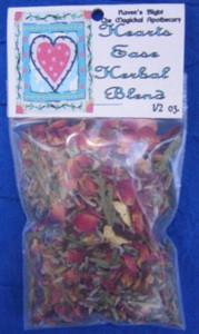 Heart's Ease Magickal Herb Blend