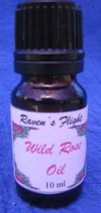 Wild Rose Magickal Oil Blend