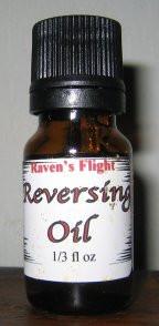 Reversing Magickal Oil Blend
