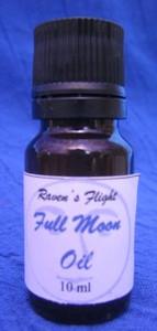 Full Moon Magickal Oil Blend