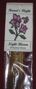 Night Bloom Premium Incense Sticks
