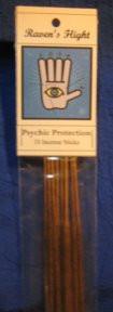 Psychic Protection Premium Incense Sticks