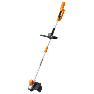 Gas Like Power in a Cordless Electric Grass Trimmer