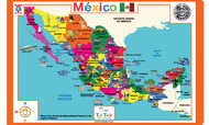 Mexico Placemat