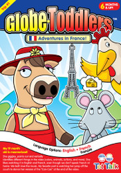 Adventures in France DVD