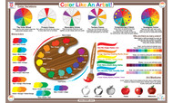 Color Like an Artist Placemat