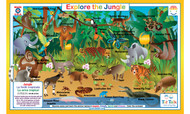 Explore the Jungle Placemat