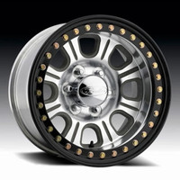 Raceline RT233 Monster 17x9.5 Beadlock Wheel 8x6.5