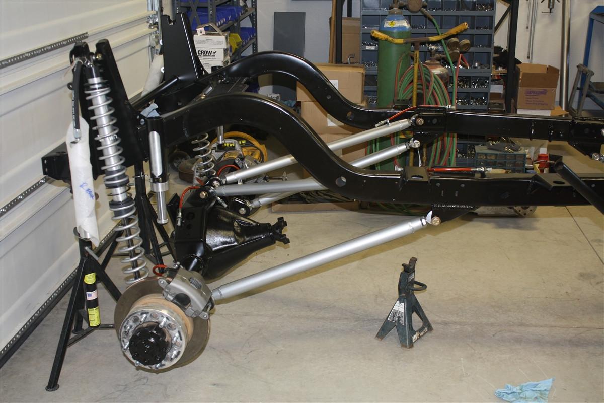 Xj Rear 4 Link Kit >> Rear Outboard Shock Tower Kit