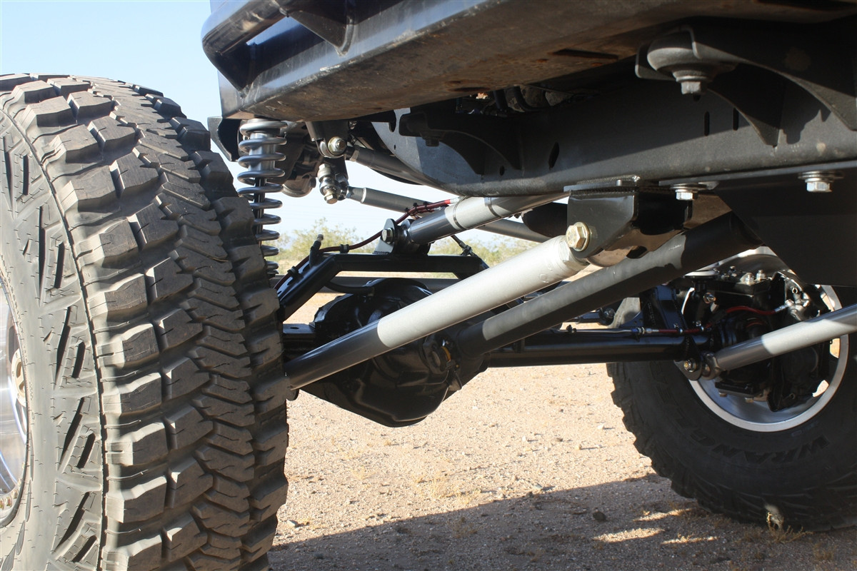 Universal Johnny Joint Style Front 3 Link Conversion Brackets