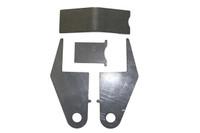 Heavy Duty Universal Upper Track Bar (Panhard) Mount
