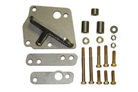 Jeep YJ Heavy Duty Steering Box Relocation Bracket Kit
