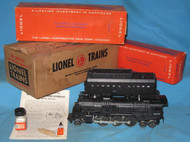 2037 Prairie Steam Locomotive w/ 243W Tender (9/OB)