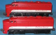 211 Texas Special Alco AA Diesels (7++)