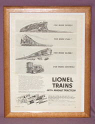 1953 (November) Lionel Corporation Advertisement (9)