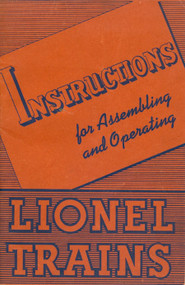1942 Instructions For Assembling and Operating Lionel Trains (9)
