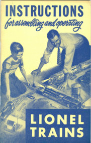 1950 Instructions For Assembling and Operating Lionel Trains (9)