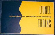1952 Instructions For Assembling and Operating Lionel Trains (8)