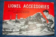 1953 Lionel Accessories Catalogue (7+)