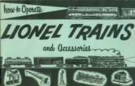 1954 Instructions For Assembling and Operating Lionel Trains (8)