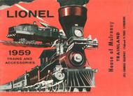 1959 Distributor Catalogue (8+)