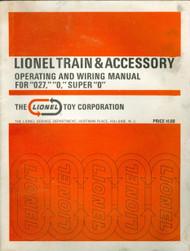 1966 Lionel Train and Accessory Manual (7)