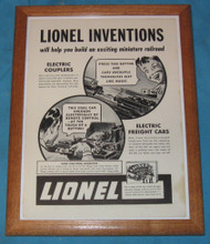 1940 (October) Lionel Corporation Advertisement (9)