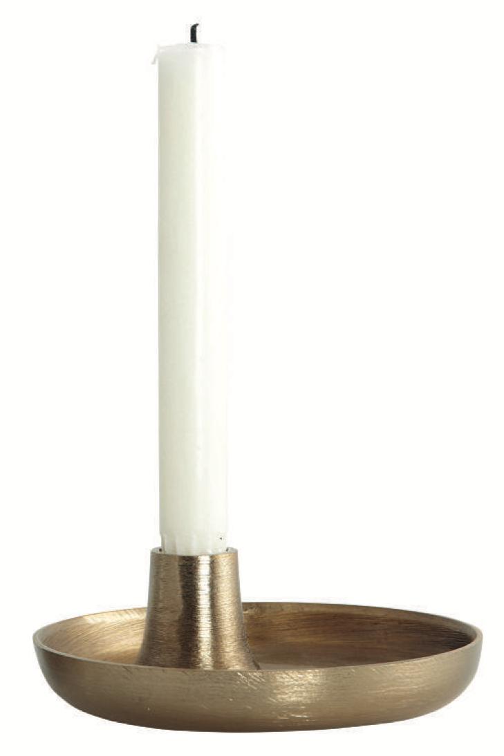 Brass Candlestick Holder