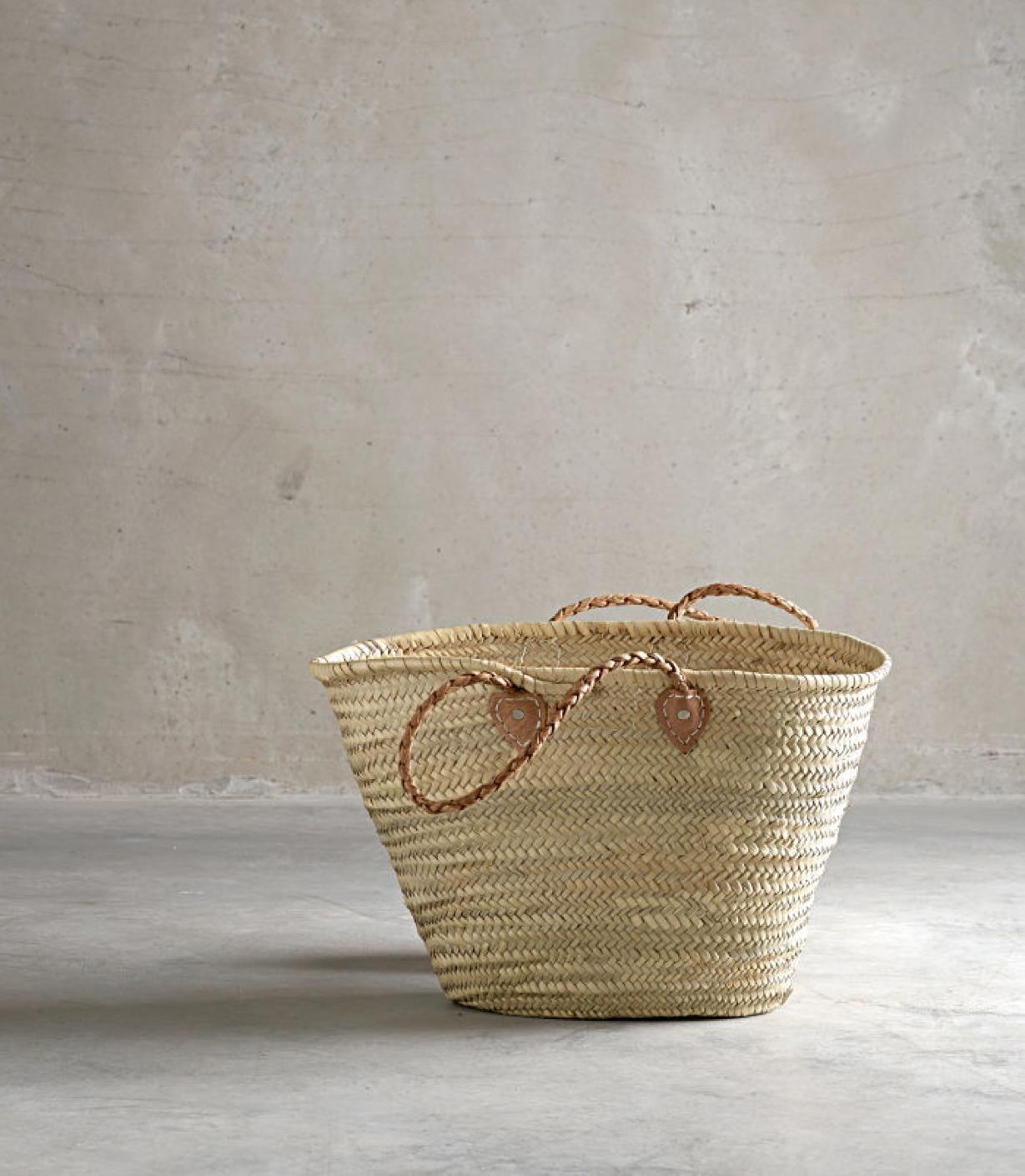 Esthetic Living - French Market Basket