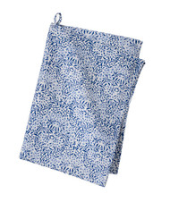 Colorful Cotton Kitchen Towel - Morris - Blue