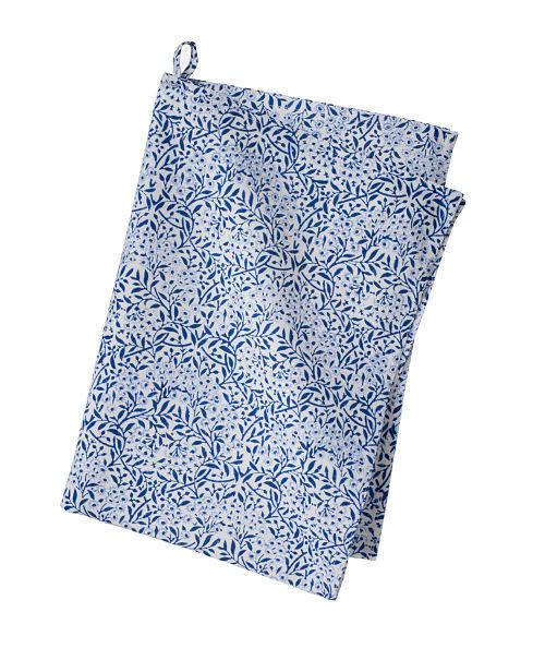 Colorful Cotton Kitchen Towel - Morris - Blue