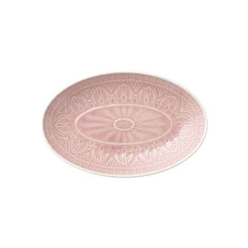 Oval Dish - Light Rose - Small