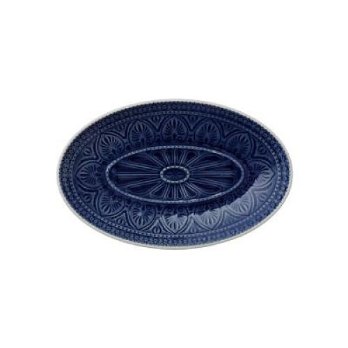 Oval Dish - Ocean Blue - Small