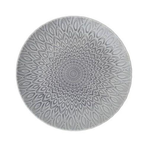 Dinner Plate - Light Grey