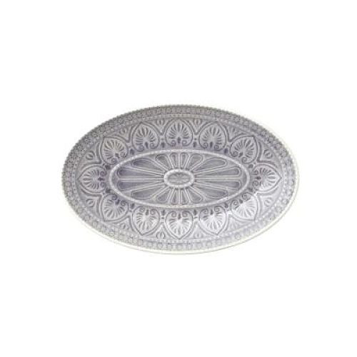 Oval Dish - Light Grey - Small