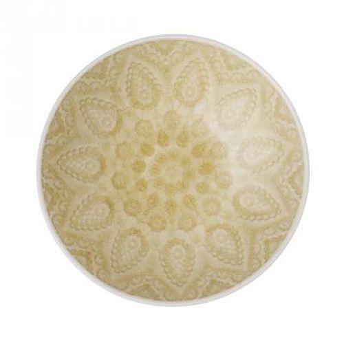 Ceramic bowl - Lemon Curd - Large from Bungalow