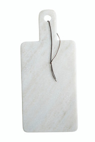 White marble cutting board from House Doctor