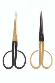 Scissors – Gold Handle