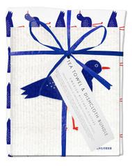 Bundle - Bird - Blue