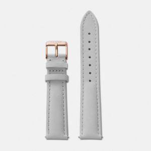 Cluse La Boheme Watch Strap Grey/Rose Gold