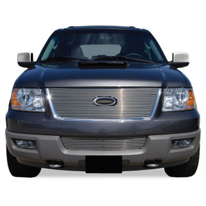 Premium FX   Grille Overlays and Inserts   03-06 Ford Expedition   PFXG0130