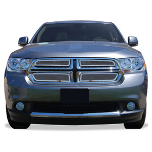 Premium FX | Grille Overlays and Inserts | 11-13 Dodge Durango | PFXG0415