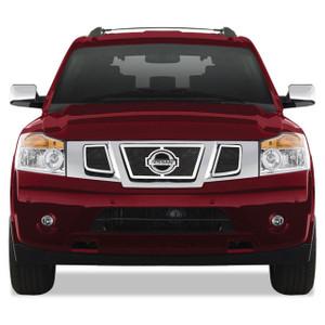 Premium FX | Grille Overlays and Inserts | 08-12 Nissan Armada | PFXG0500