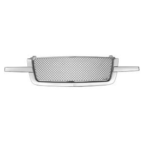 Premium FX | Replacement Grilles | 03-06 Chevrolet Silverado 1500 | PFXL0180