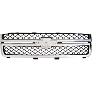 Premium FX | Replacement Grilles | 11-12 Chevrolet Silverado HD | PFXL0196