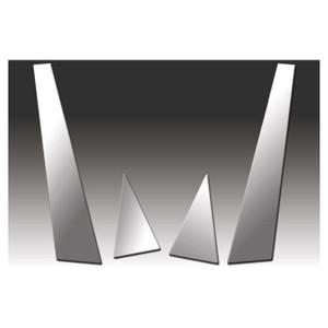Premium FX | Pillar Post Covers and Trim | 06-08 Audi A4 | PFXP0013
