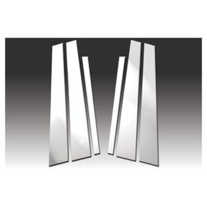Premium FX | Pillar Post Covers and Trim | 06-12 BMW 3 Series | PFXP0022