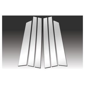 Premium FX   Pillar Post Covers and Trim   91-96 Chevrolet Caprice   PFXP0057