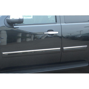 Auto Reflections | Side Molding and Rocker Panels | 10-13 GMC Yukon | R-2040-Yukon-Top-Trim