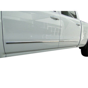 Auto Reflections | Side Molding and Rocker Panels | 14-15 Chevrolet Silverado 1500 | R2141-Silverado-Moldings